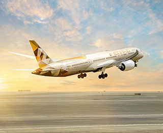 Save on flights with an Etihad Travel Voucher