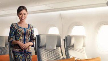 Singapore Airlines is Increasing Australia to Singapore Flights