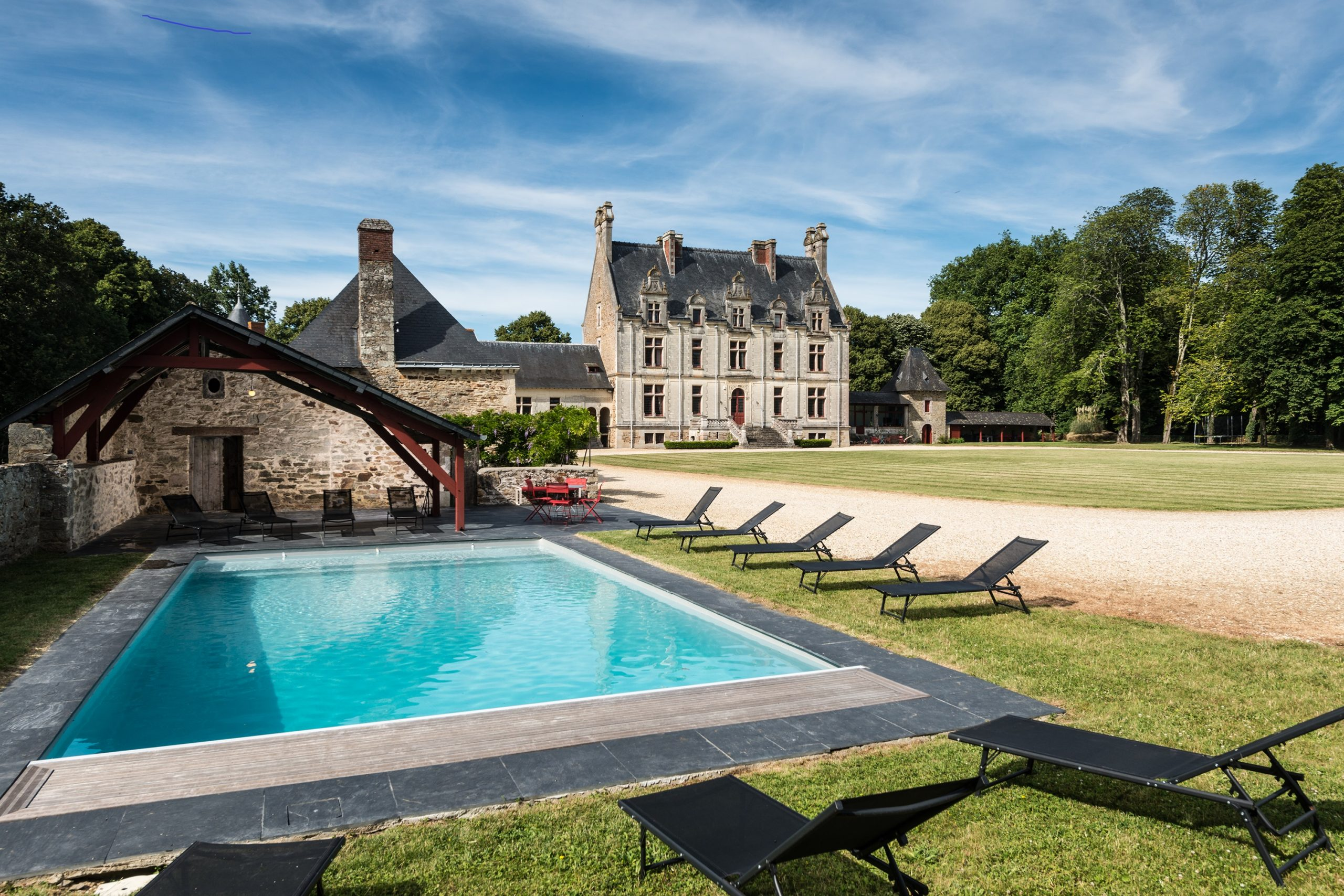 Your French Getaway In Your Own Private Castle