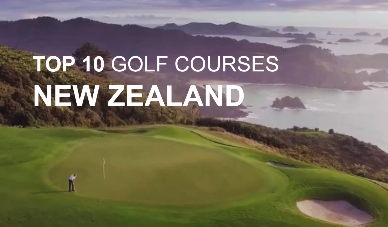 Best Golfing Holidays In New Zealand