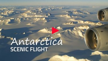 Antarctica Flight In A Day from Australia