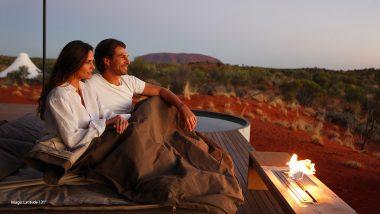 Longitude 131° , Uluru