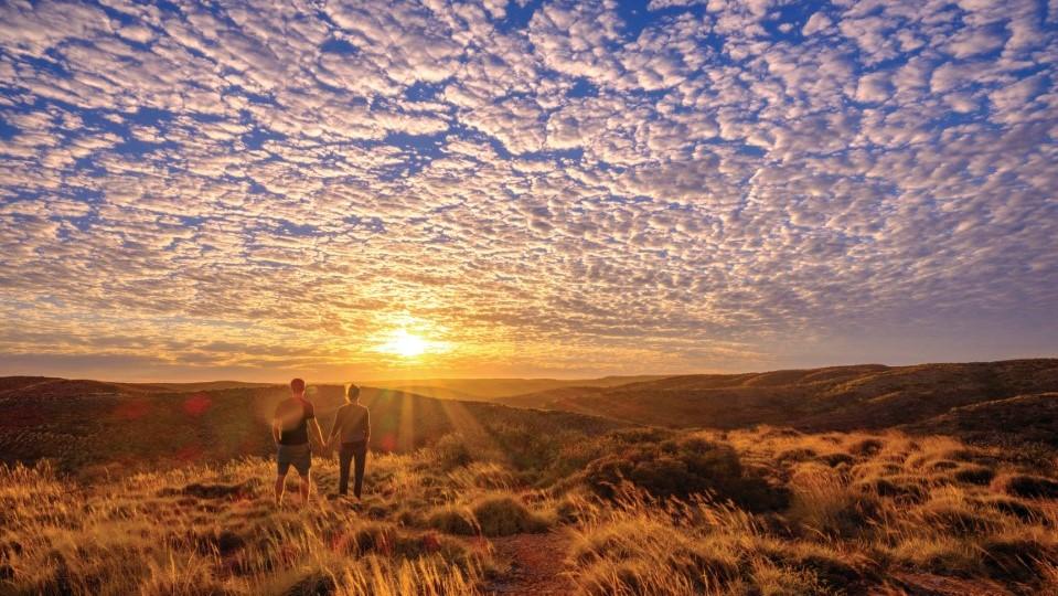 Sunset_Sal_Salis_Ningaloo_reef_exmouth
