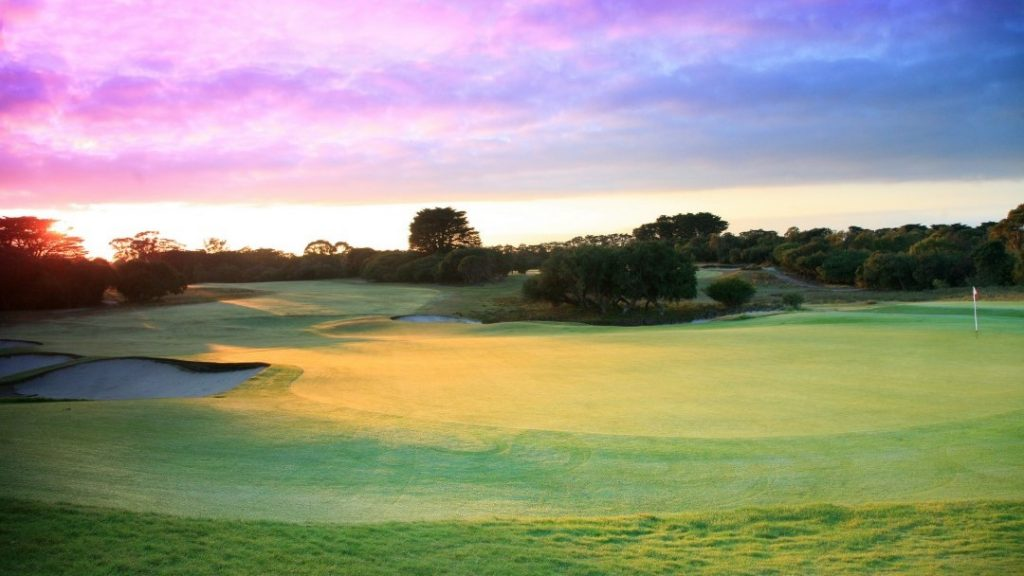 The Royal Melbourne Golf Course, Melbourne, VIC