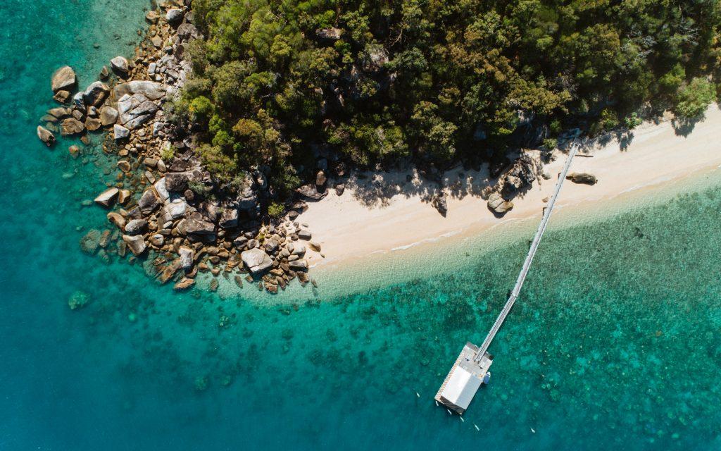 Orpheus Island Aerial