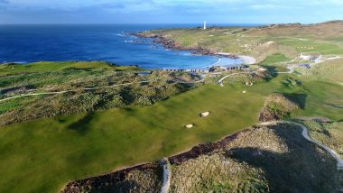 Private Jet Golf Tour to King Island