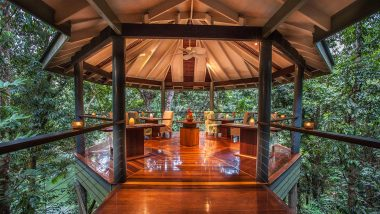 Silky Oaks Lodge - Daintree Rainforest