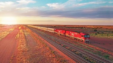 The Ghan: Australia's Greatest Luxury Train Journey