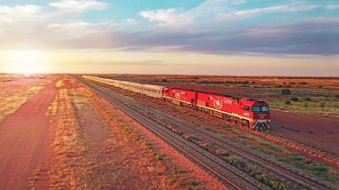 The Ghan - Adelaide to Darwin with A&K - Tour