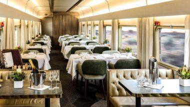 Transcontinental Iconic Australian Rail Adventure