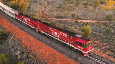 The Ghan - Adelaide to Darwin Tour