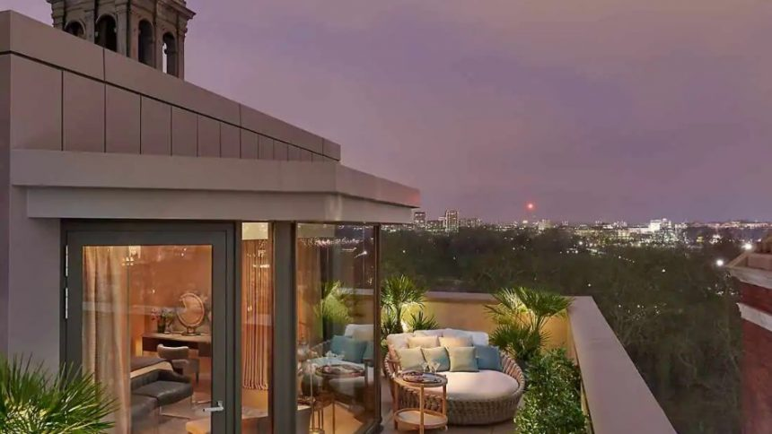 Mandarin Oriental Hyde Park, London – 'Penthouse to Penthouse' by Harrods Luxury Experience