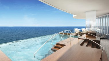 Regent - Seven Seas Explorer - Sydney to Auckland