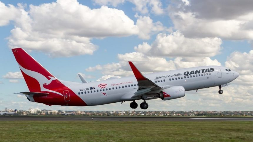 Qantas – Flights to South Africa and Japan