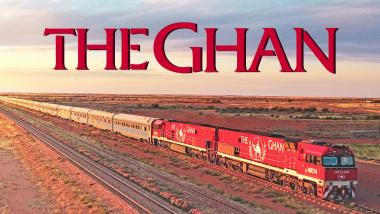 The Ghan Luxury Railway
