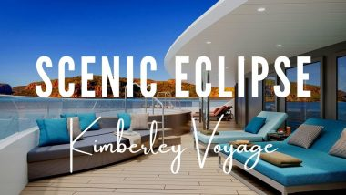 Scenic Eclipse Discover The Kimberley Cruise 2021
